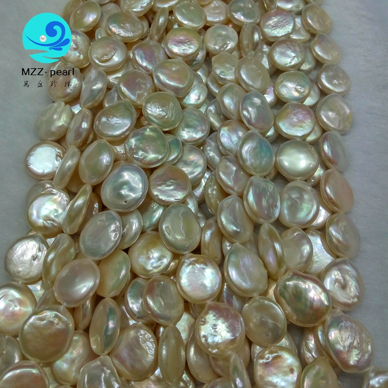 freshwater coin pearls wholesale