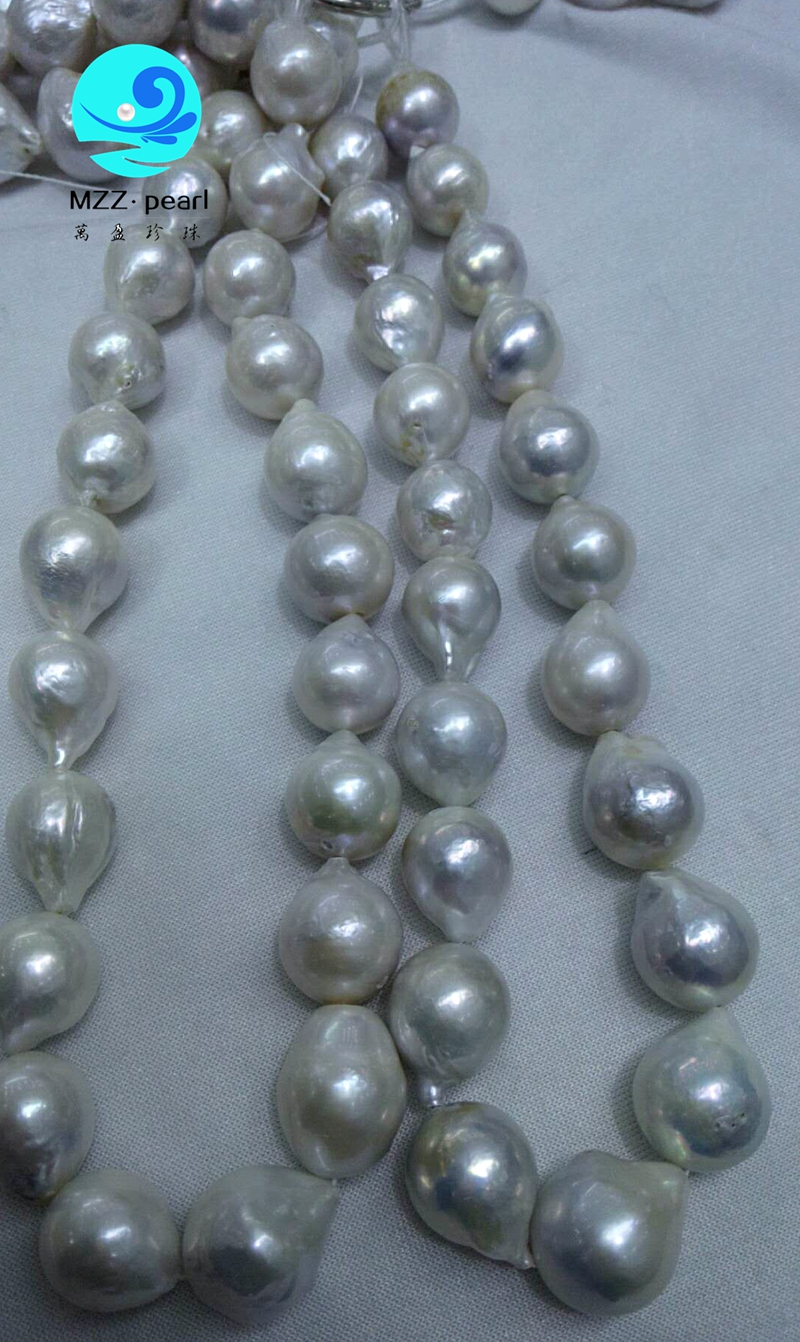 large baroque pearl loose