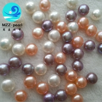 big button shape pearls