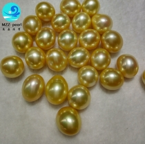 drop shape south sea pearls