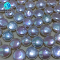 freshwater pearls coin white