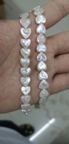 love shape pearls