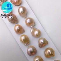 pairs of baroque pearls