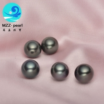 8-9mm balck tahitian pearl beads