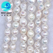 10mm edison pearl strands