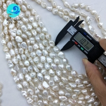 High Lustre Keshi Pearl Necklace